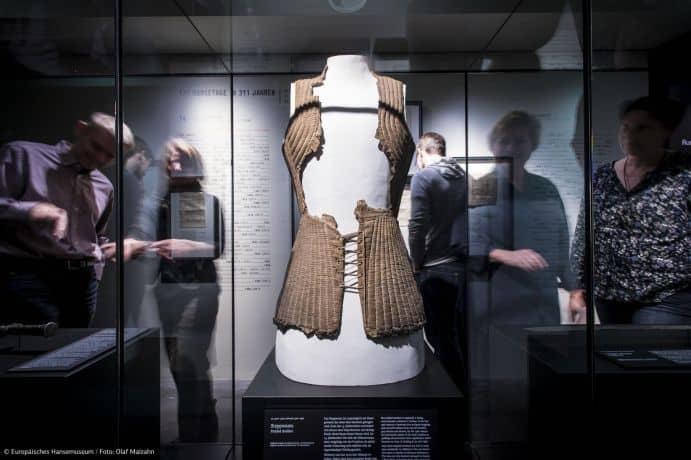 ©Olaf-Malzahn – Europäisches Hansemuseum Steppwams 15 Jhd /Pressebild