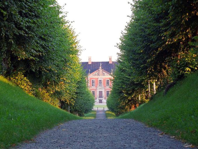 Klütz Allee zum Schloss