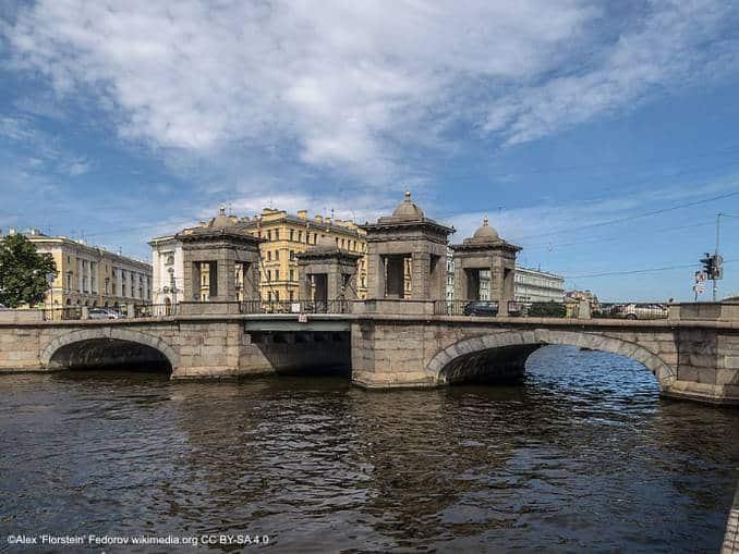 Lomonosova Brücke