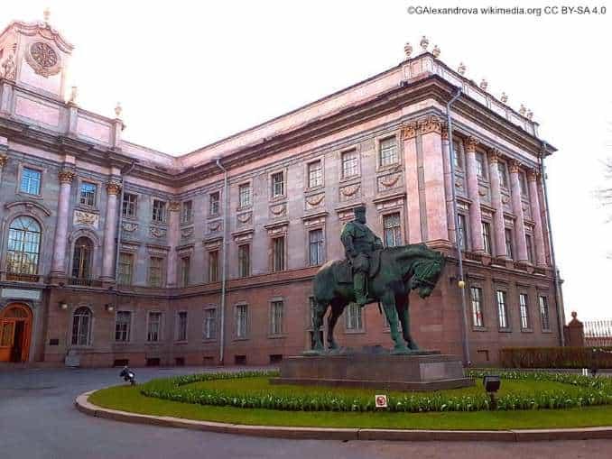 Mamor Palast St Petersburg