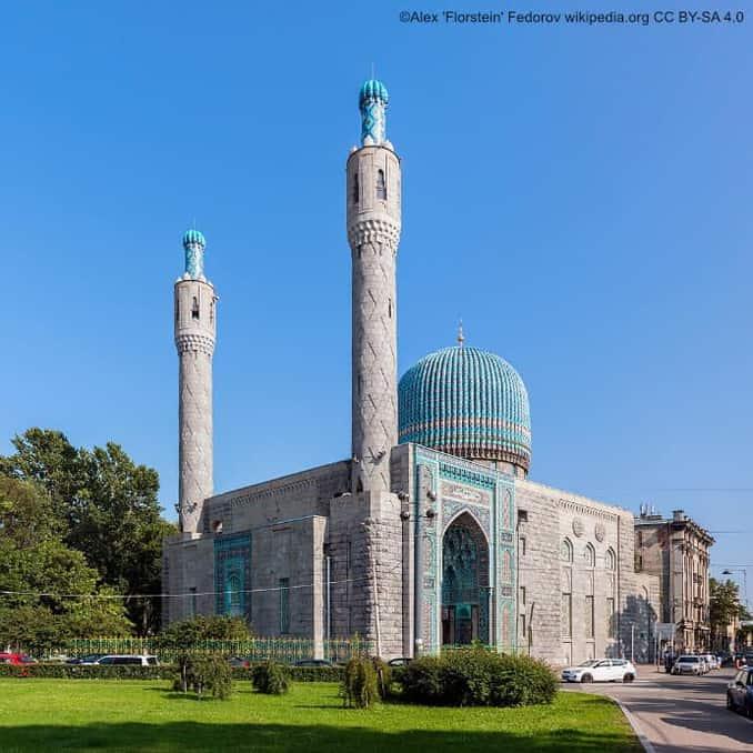 Moschee St Petersburg