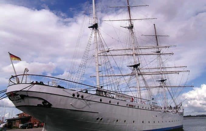 Museumsschiff Gorch Fock 1