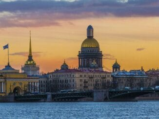 Sankt Petersburg Paläste und Schlösser