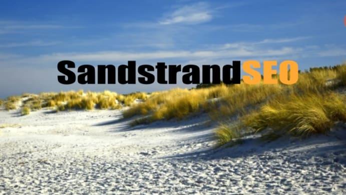 SandstrandSEO an Ostsee oder Nordsee?