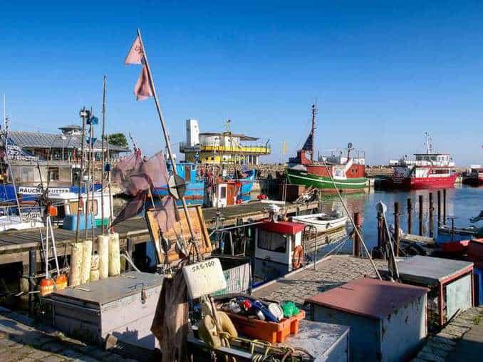 Alter Hafen Neu Mukran Bild: Rolf Kranz CC BY-SA 4.0
