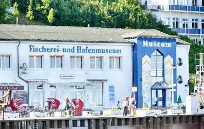 Fischerei- und Hafenmuseum Sassnitz