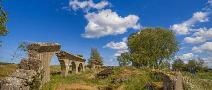 Bunkeranlagen in den Peenewiesen