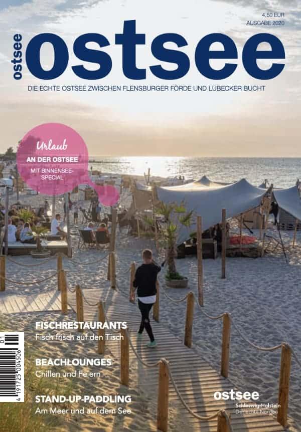 Ostsee Magazin Prospekt Schleswig Holstein