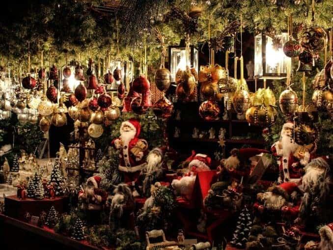Weihnachtsmarkt in Wismar