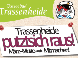 Plakat Trassenheide