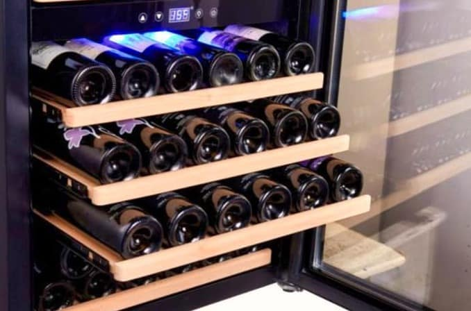 Weinkühlschrank-