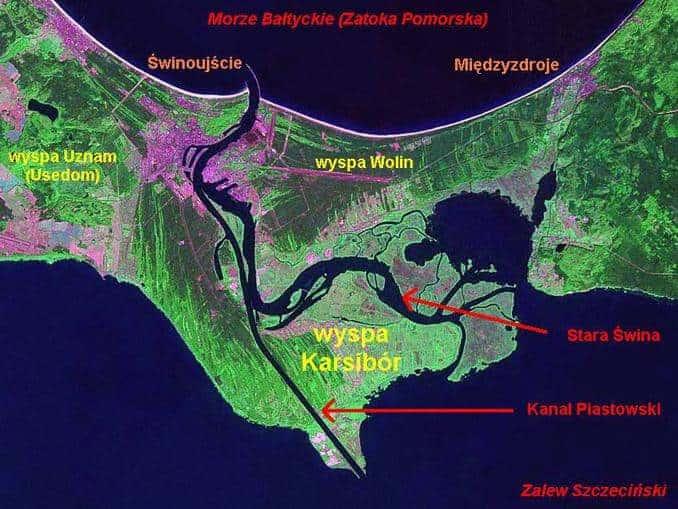 Insel Karsibor