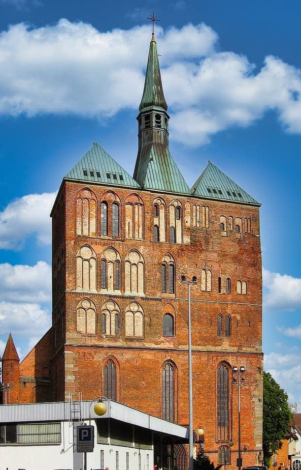 Kolberger Dom, Marienbasilika Bild: JDavid CC BY 2.5