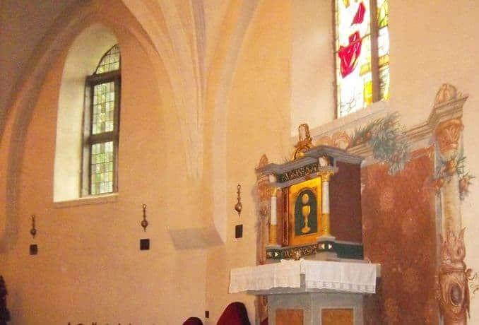 Altar im Jahre 2011 / Bild: Ewkaa CC BY-SA 3.0 pl