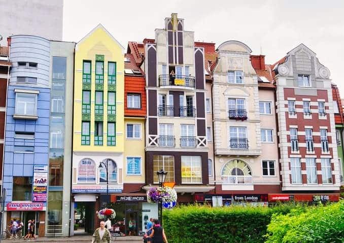 Altstadt von Kolberg
