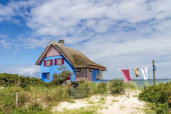 Haus auf dem Graswarder / Bild: Matthias Süßen CC BY-SA 4.0