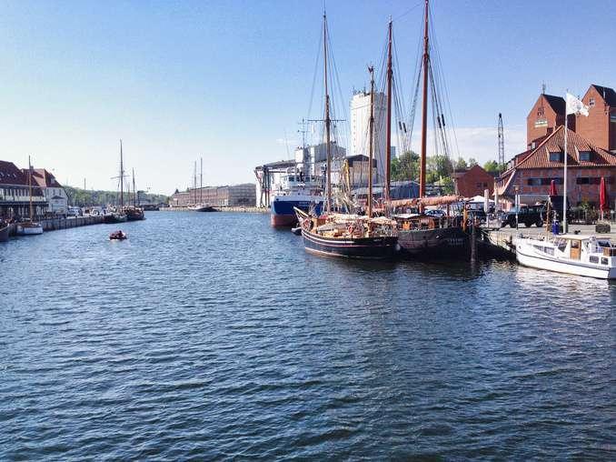 Neustadt Holstein Hafen