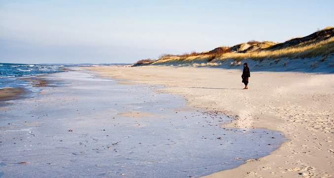 Strand der Kurischen Nehrung