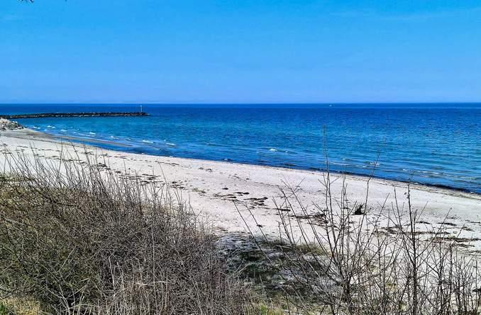Ostsee Dänemark Strand